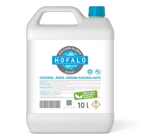 HÓFALÓ kalcium-klorid 30%-os oldat 10 liter