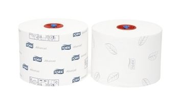 Tork Advanced kompakt tekercses toalettpapír (T6 rendszerhez)