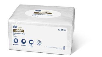 Tork Premium Multipurpose Cloth 350 Small Pack (W8 rendszerhez)