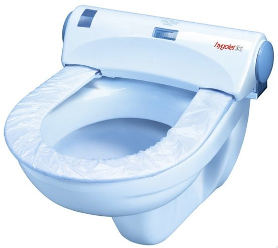 Hygolet® S3000 szenzoros toalett ülőke (power pack)